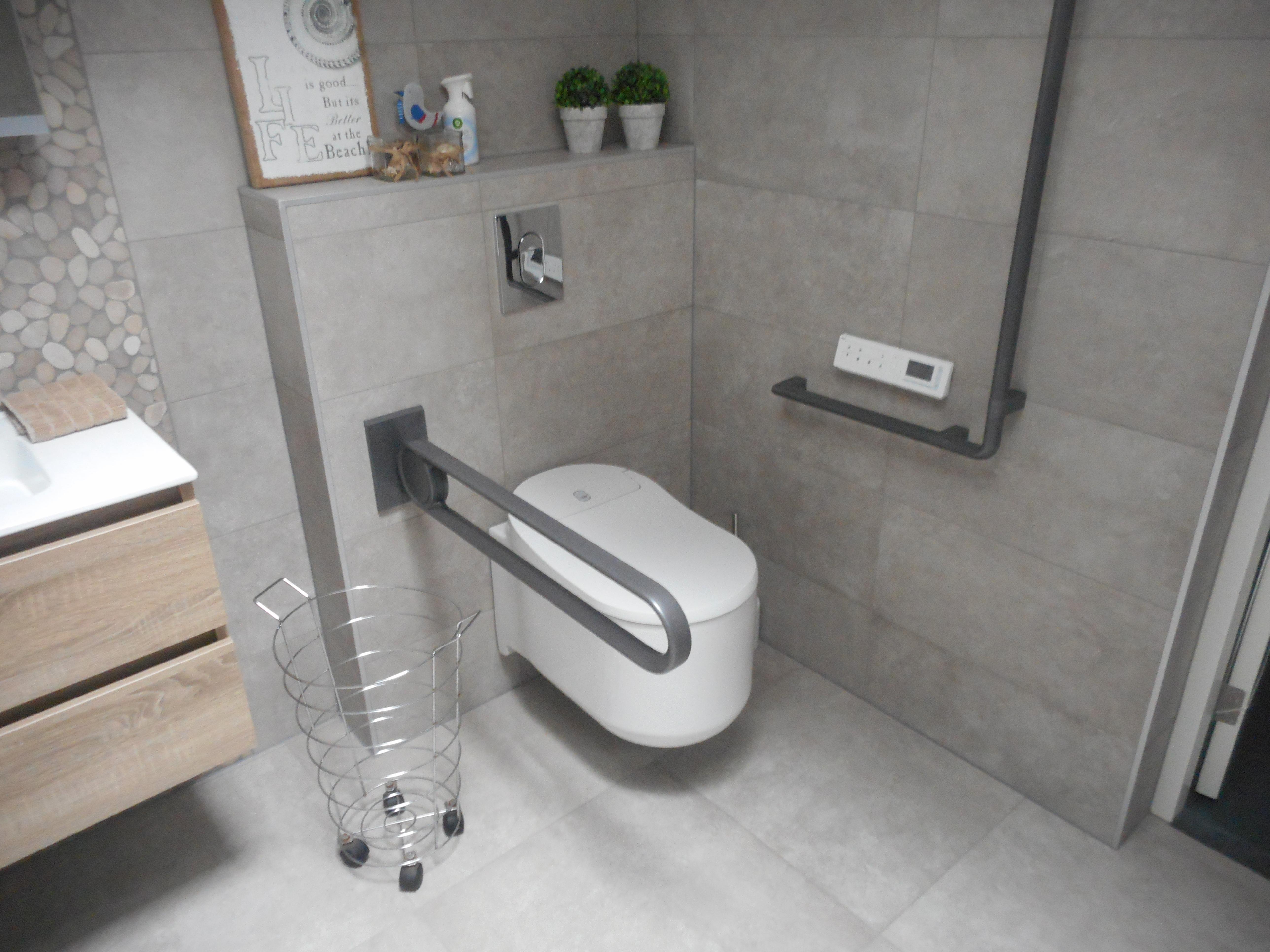 Welke Schroeven Badkamer : Een comfortabele passende badkamer voor een ms patiënt