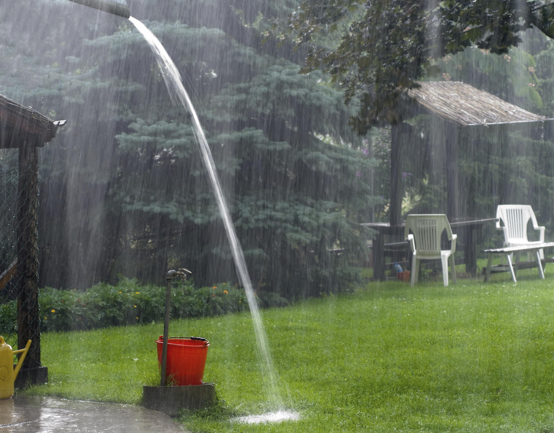 Toilet Water Komt Omhoog.Hoe Voorbereid Bent U Op Regen Regen En Nog Eens Regen