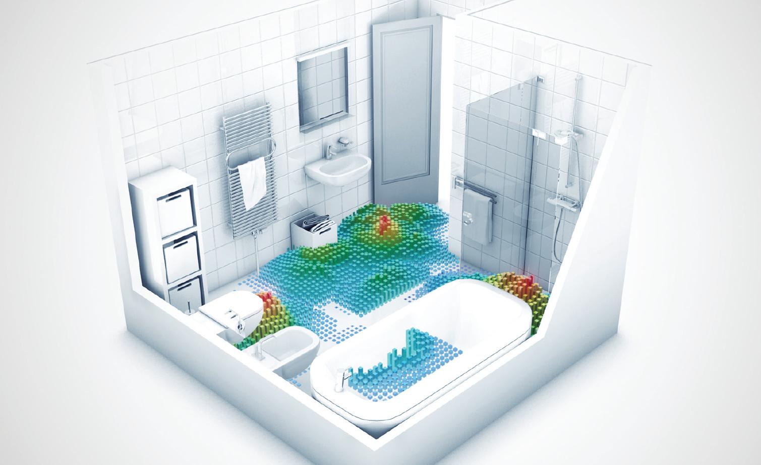 Badkamer Voor Ouderen : Zo gebruiken europese ouderen hun badkamer