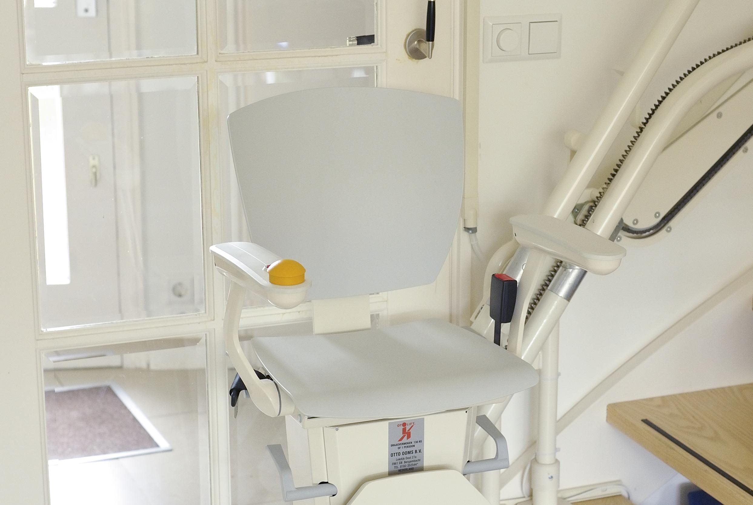 rolstoelbadkamer biedt ruimte en fort
