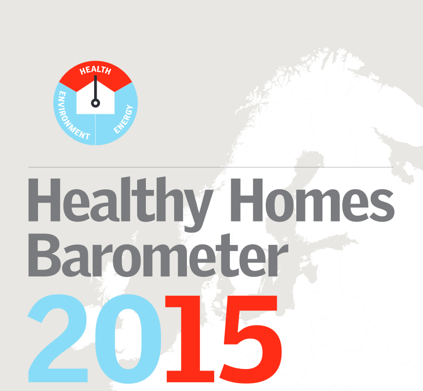 Healthy Homes Barometer 2015 van VELUX