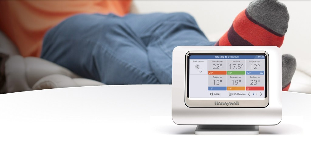 Honeywell Evohome slimme thermostaat