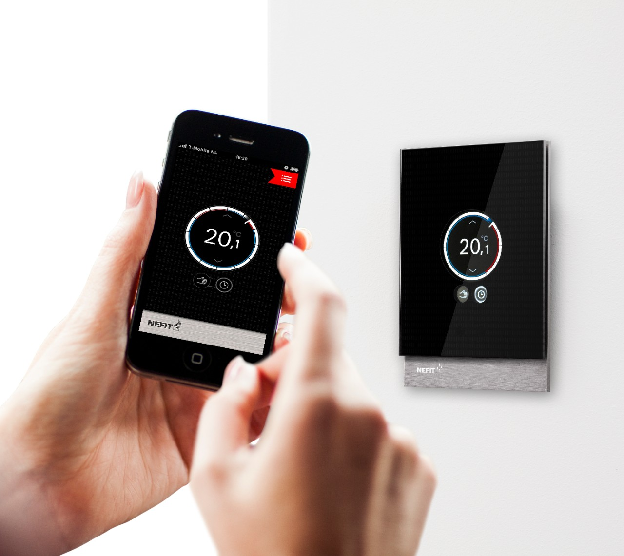 Smart Home: Nefit slimme thermostaat