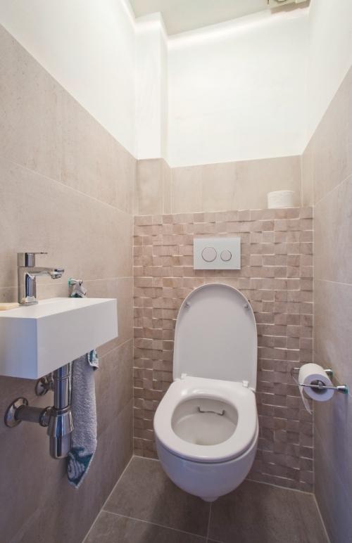 Klanten hechten veel belang aan uitstraling - Voorbeeld toilet ...