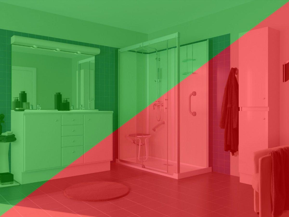 Badkamer In Slaapkamer Nadelen : De 4 voordelen van een inloopdouche ...