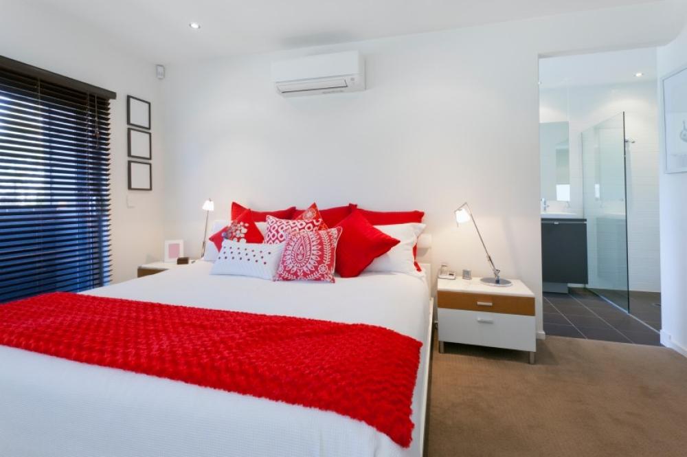 Slaapkamer Verlichting Bed : Dromen van een master bedroom