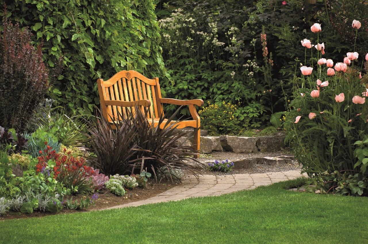 Buitenklus het aanleggen van een tuin for Tuin aanleggen tips
