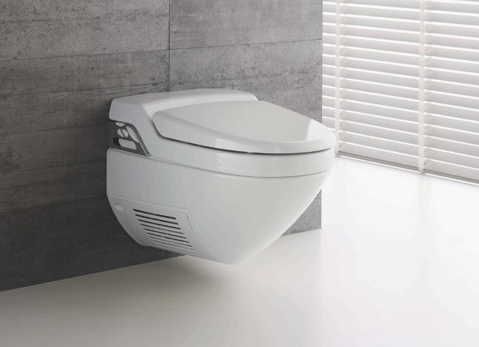 Er waait een frisse wind door de badkamer