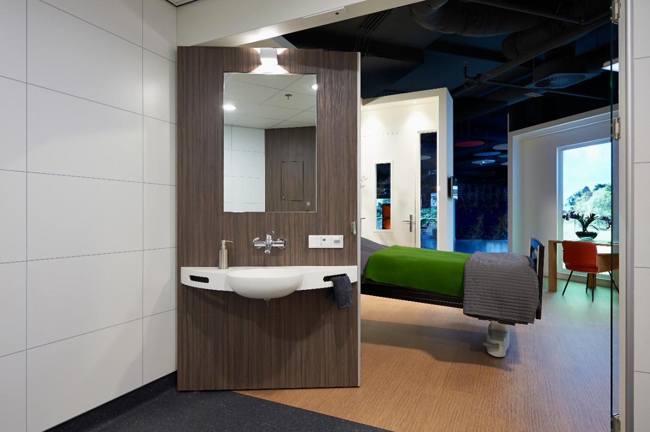 De ultieme zorgkamer: Living Space® Experience