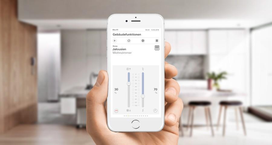 Gira Inbouwradio Badkamer : Een intelligent huis met de nieuwe gira