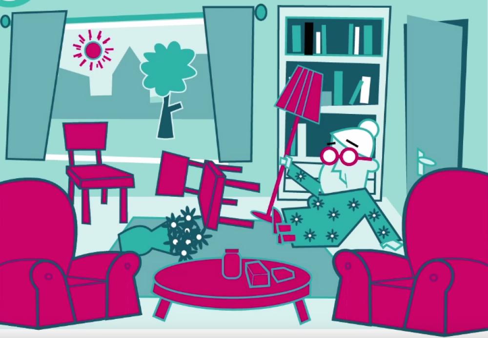 Slaapkamer slaapkamer verlichting tips : Vallen is niet per se iets dat hoort bij het ouder worden. Toch ...