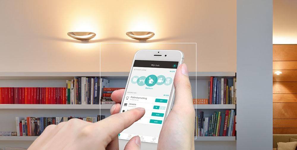 eNet SMART HOME evolueert met u mee