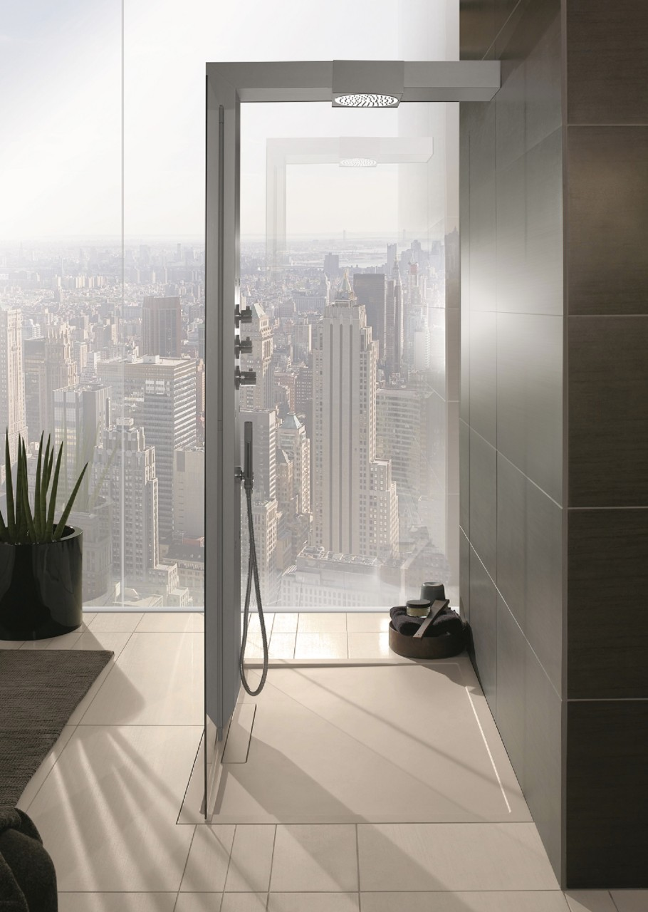 hoe ziet de badkamer van de toekomst eruit. Black Bedroom Furniture Sets. Home Design Ideas