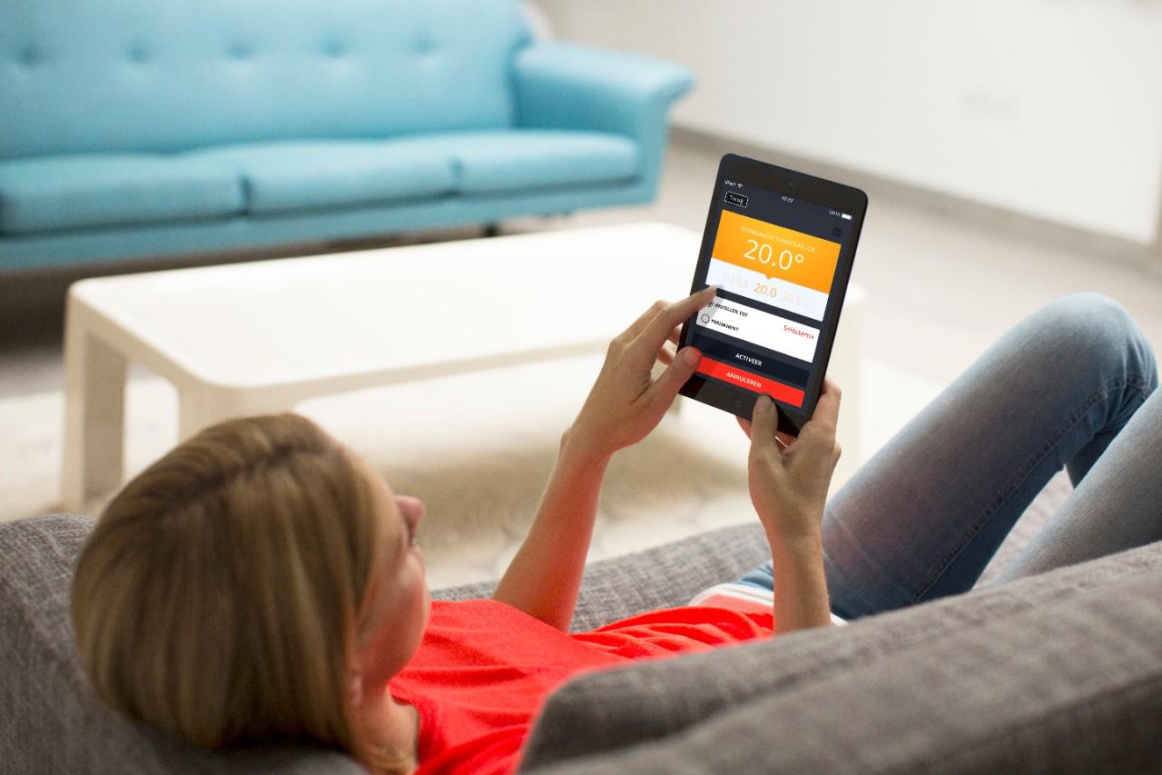 Trend 2015: alles in huis met een tablet bedienen