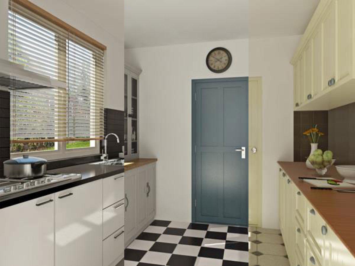 Maak van uw jaren 70 keuken een droomkeuken zonder te verbouwen - Hoe een keuken te verlichten ...