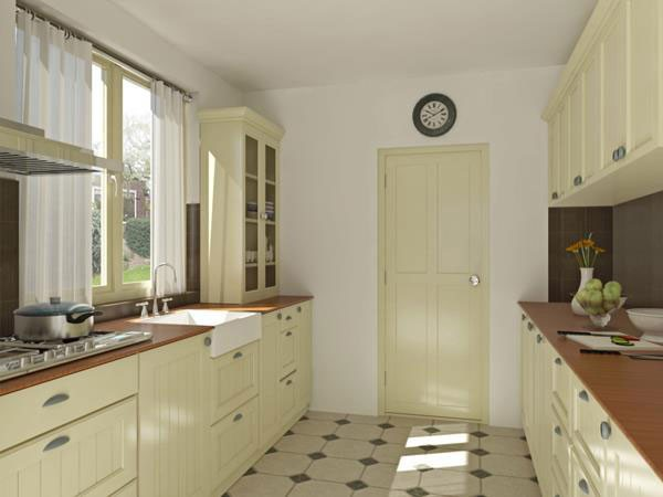 Maak van uw jaren 70 keuken een droomkeuken zonder te verbouwen