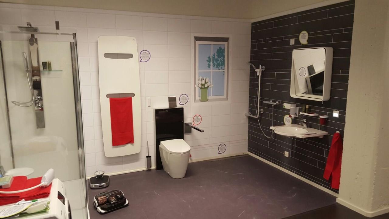 Optimaal gebruiksgemak in badkamer en keuken