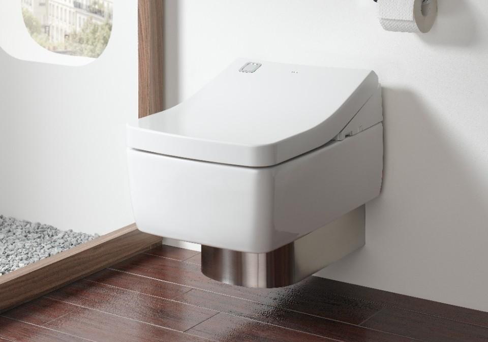 Toilet Met Sproeier : Over een paar jaar zitten we allemaal op een douchetoilet