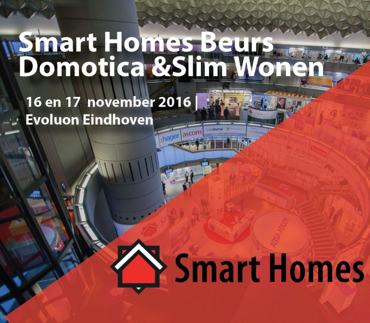 Beurs Domotica & Slim Wonen 2016: Beyond big data