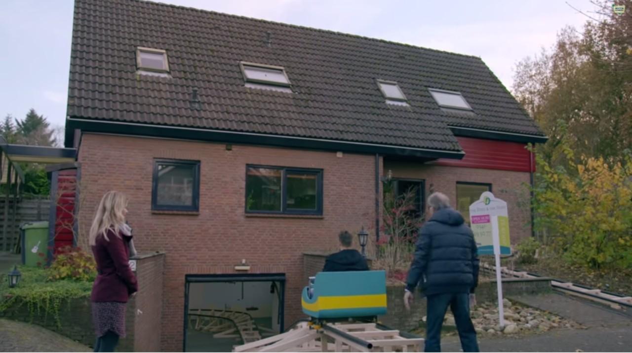 Verkoop je huis met een achtbaan - Huis verkoop ...