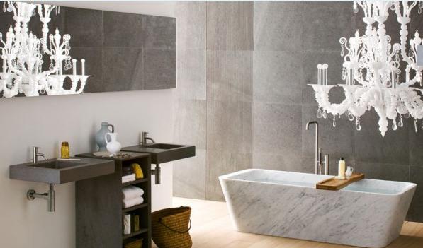 Badkamer Plafond Ideeen : Verlichte ideeën voor een veilige en mooie badkamer