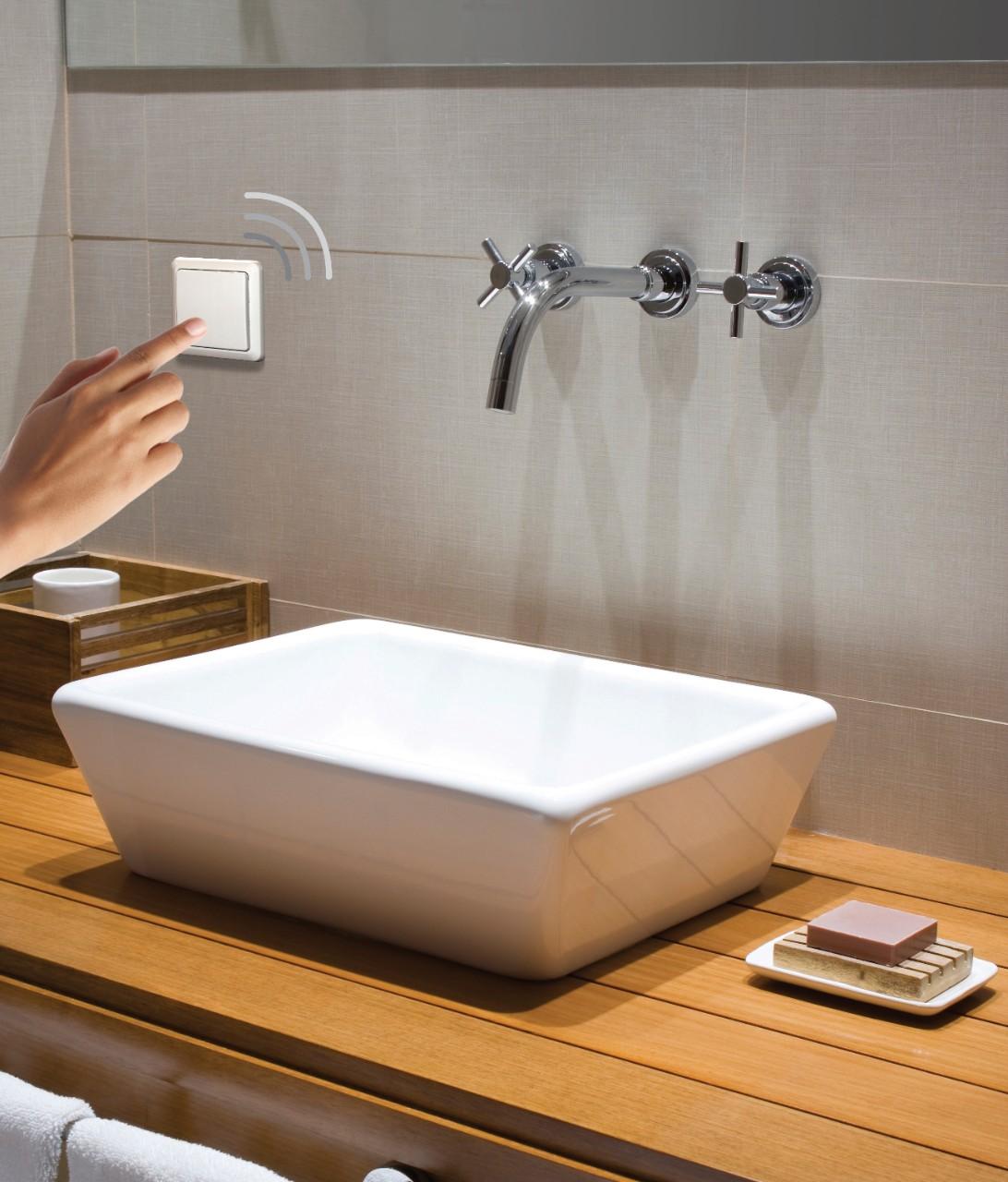 Keuken zonder tegels - Een mooie badkamer ...