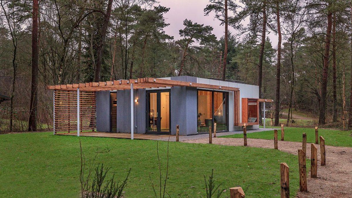 Een verplaatsbaar huis kan dat for Verplaatsbaar huis