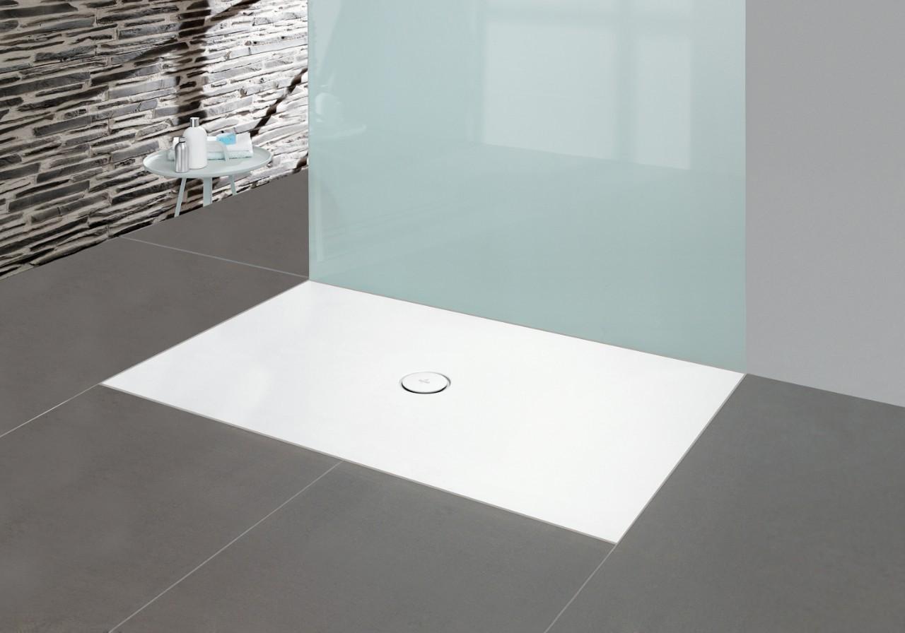 Inloopdouche vervangt uw bad in 1 dag for Moderne doucheruimte