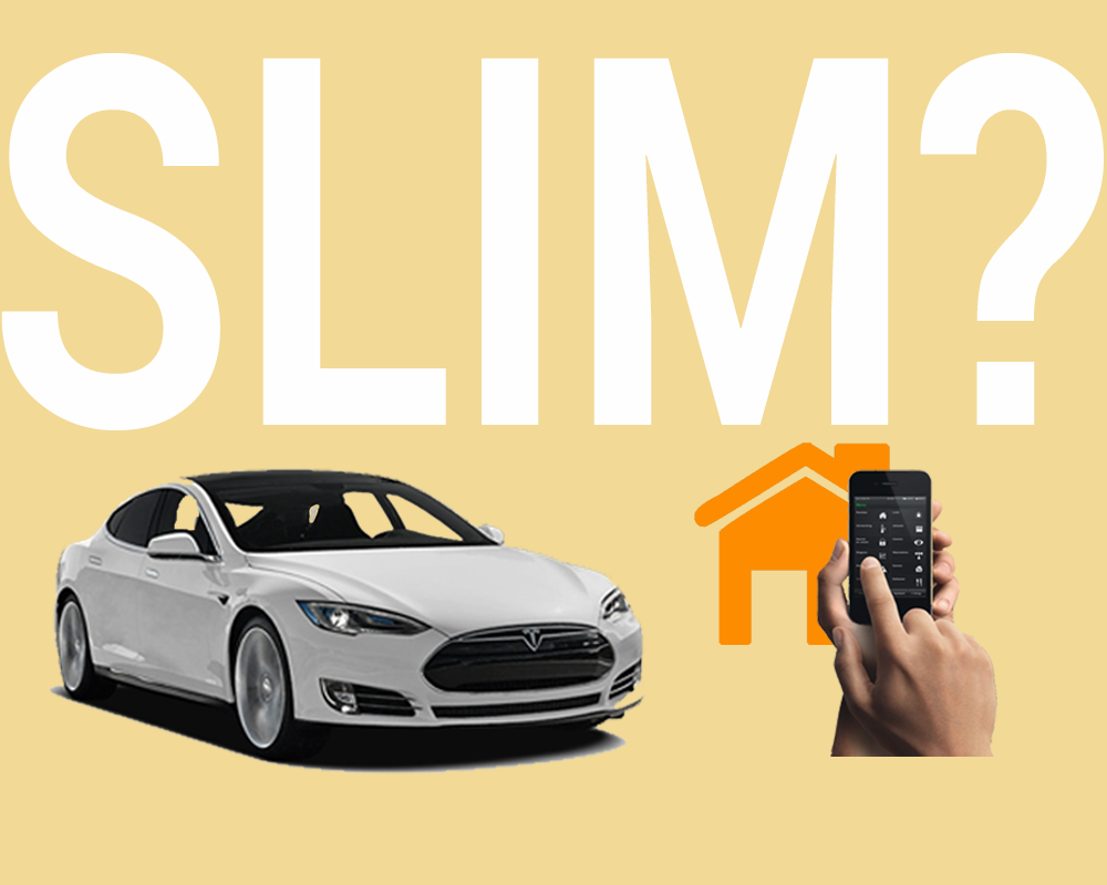 Infographic: wie is er slimmer - uw auto of uw huis?
