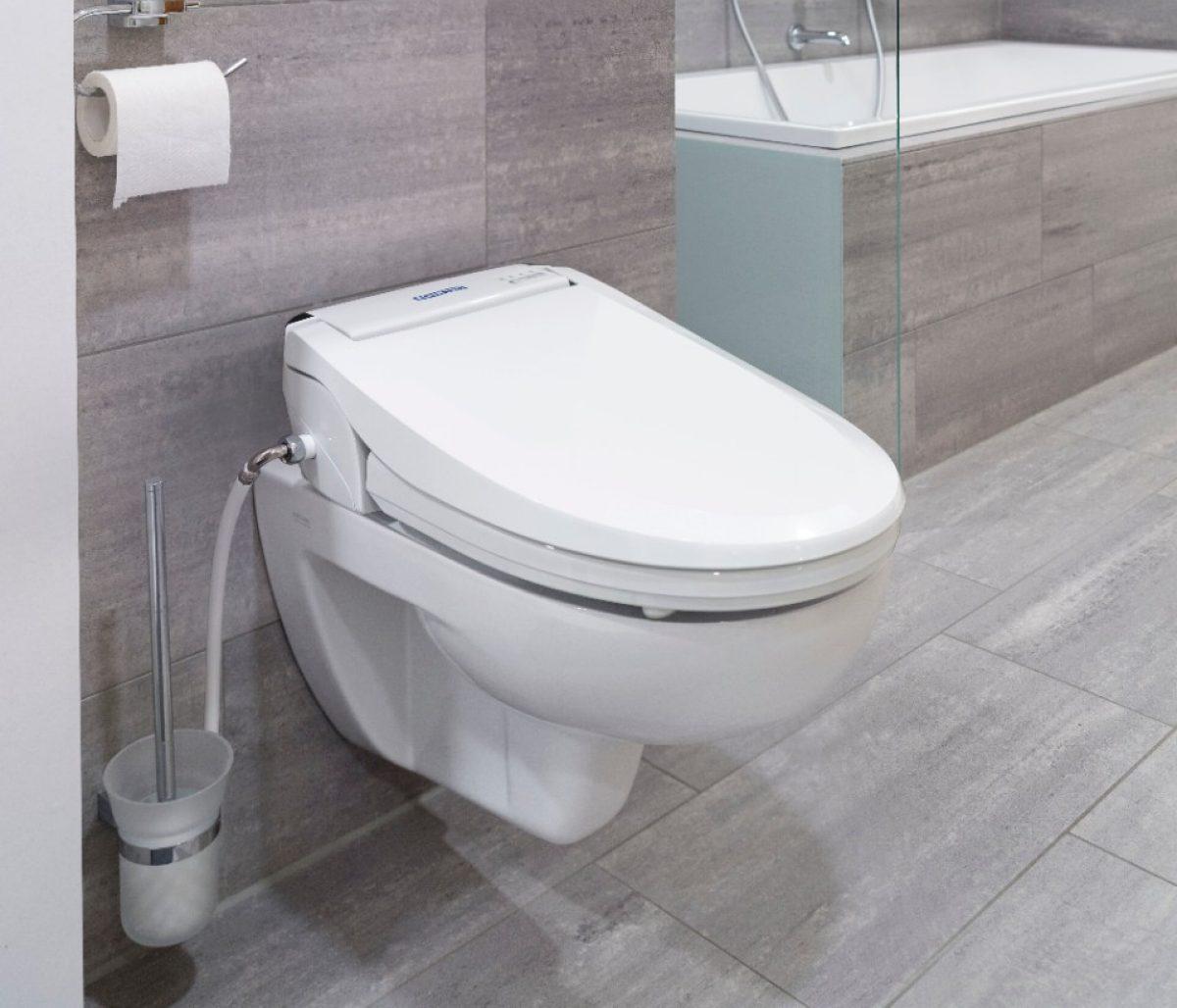aquatec pure bidet douche wc. Black Bedroom Furniture Sets. Home Design Ideas