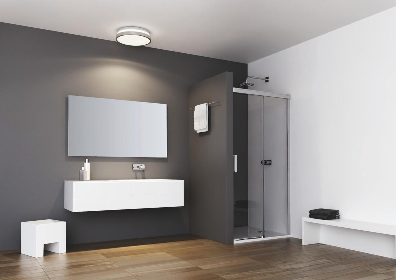 Idee Spiegel Badkamer Verlichting