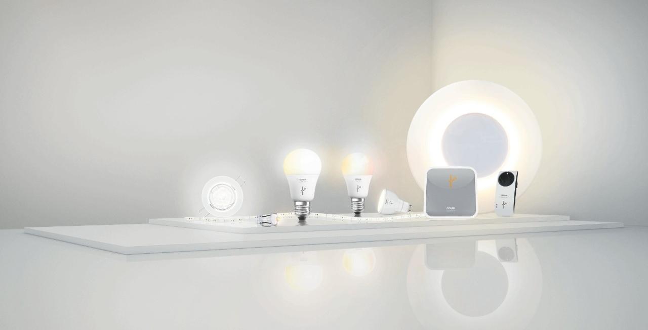 Slimme verlichting Osram LIGHTIFY™