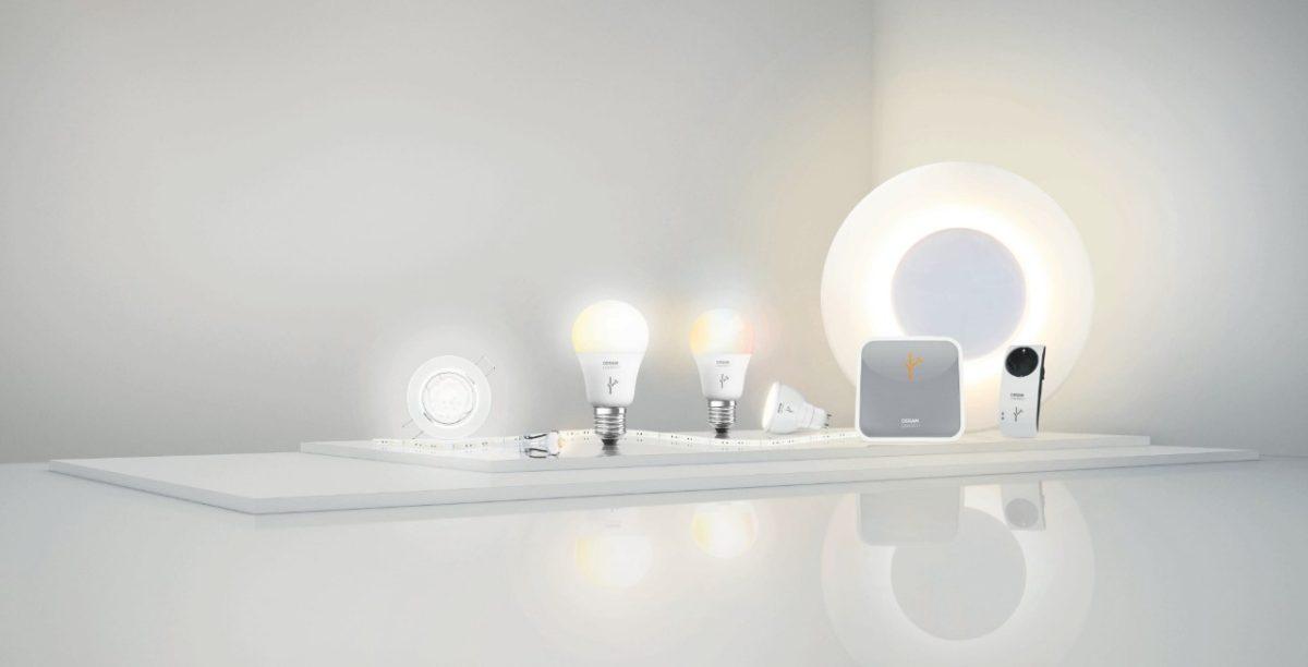 Slimme verlichting osram lightify for Philips slimme verlichting