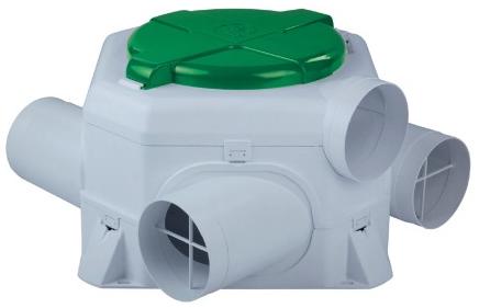 Badkamer Ventilatie Box : Zuinige mechanische ventilator box soler palau ozeo e ecowatt