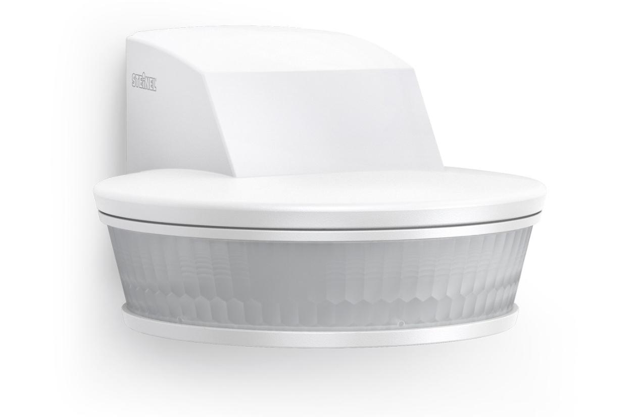 per richting instelbare bewegingsmelder steinel sensiq s. Black Bedroom Furniture Sets. Home Design Ideas