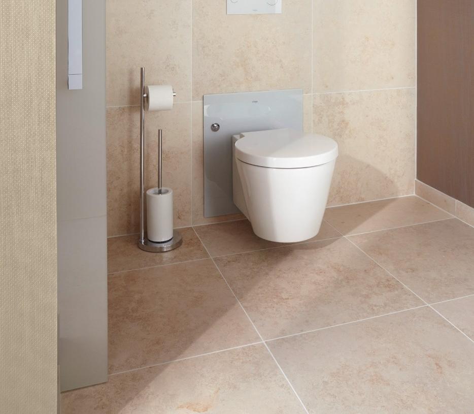 Ideale Zithoogte Toilet.Viega Eco Plus In Hoogte Verstelbare Wc