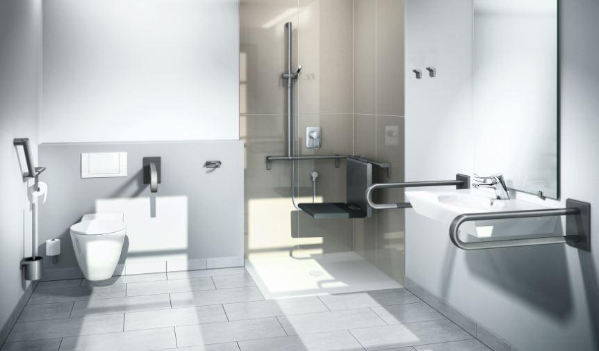 Comfort en veiligheid in de badkamer, zo pakt u het aan